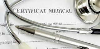 certif médical